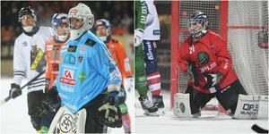19 respektive 17 mål är vad målvakterna Pertti Virtanen och Anders Svensson fått släppa förbi sig hittills.