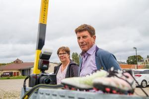 Det är osmakligt att Monica Olsson (S) och Stig Eng (C) presenterar byggandet av ett trygghetsboende som majoritetens projekt tycker oppositionens Tor Tolander (M).