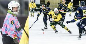 Jonas Svensson känner inga men efter den klubba han fick i ansiktet mot Katrineholm – och efter segern mot Nässjö hyllar han junioren Marcus Öhman.