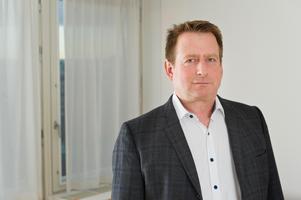 Niklas Löfgren är familjeekonomisk talesperson vid Försäkringskassan.Bild: Försäkringskassan