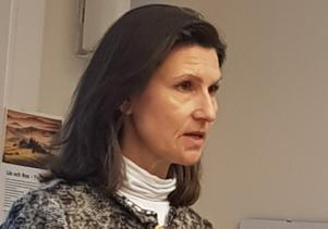 Vid årsmötet med Liberalernas lokalförening i Skövde medverkade en av de västsvenska EU-kandidaterna, Annika Westh från Öckerö.