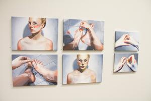 Starka bilder av Fanny Erkelius, född 1993.