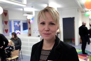 Hanna Lindgren säger att skolorna