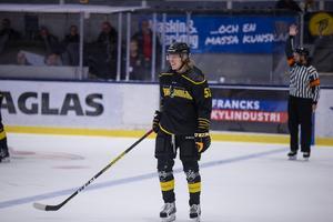 Anthon Eriksson hade alltid ett leende på läpparna efter sina duster på isen.