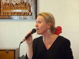 Ewa Bylin har en mycket vacker jazzröst.