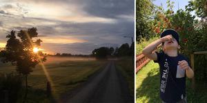 Bilden är ett montage med bilder av Karin Larsson (vänster) och Mona Rydström (höger)