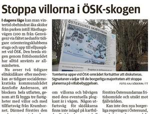 Signaturen Waldteufels insändare i LT 4 december.