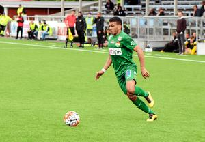 Jalid Kerkich Amar ska, enligt Sportens uppgifter, vara klar för spel i Brage kommande säsong.