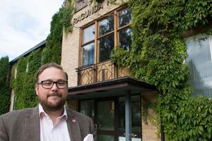 Jonas Andersson (S) hoppas att avhoppet ska gynna oppositionsblocket.