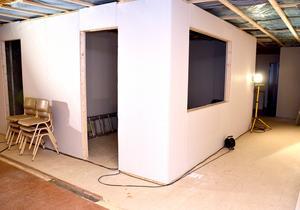 I ombyggnationen byggs bland annat ett helt nytt kök i klubbstugan. Den kompletteras även med nya omklädningsrum.