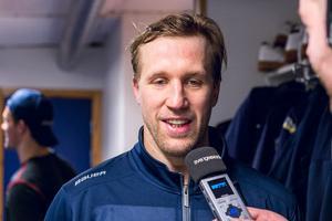 Martin Thörnberg njöt efter sin comebackmatch.