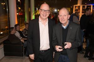 Lasse Karlsson och Peter Taberman