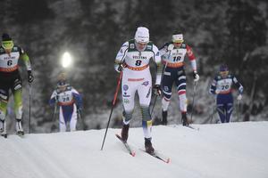Ida Ingemarsdotter vid ett tidigare tillfälle. På lördagen slutade hon på plats 11 i skiathlon.