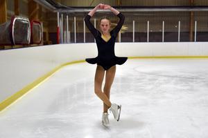 Alva Ersson var en av de duktiga deltagarna i showen.