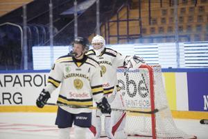 Lovisa Persson var en av matchvinnarna för Ångermanland. Bild: Elin Bergvik Eriksson