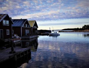 Hölicks fiskeläge.  Bild: Joacim Nilsson.