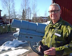 Mikael Lundin, Överstelöjtnant och utbildningsansvarig för Dalregementsgruppen.