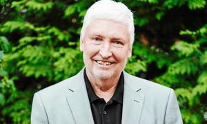 Martin Johnsson, ägare Jazzens museum. Bild: Martin Bohm