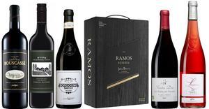 Här är de bästa och mest prisvärda rosa och röda vinerna som landets vinskribenter röstat fram bland 1000-tals flaskor i bolagets beställnings- och ordinarie sortiment.