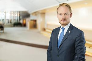 Aron Emilsson. Foto: Pressbild