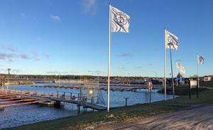 Småbåtshamnen och båtklubben Piraten finns ett stenkast från tilltänkta Sjöstaden. Föreningen för Sjöstaden vill gärna få in fler