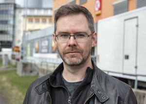 Johan Moritz, 42 år, it-konsult, Sundsvall