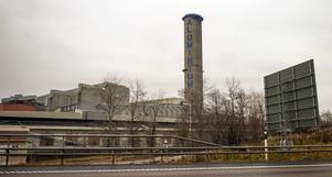 Aluminiumsmältverket Kubal i Sundsvall.