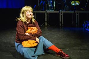 Lisa Gustavsson som Lilla Hon. Bild: Lia Jacobi