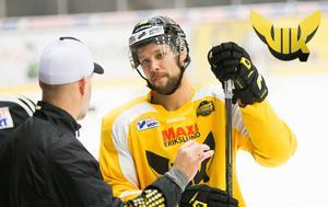 Christer Olsson och Chris Langkow.