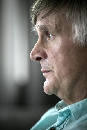 Jan Simons berättar om det oväntade besöket av NHL-profilen Mike Babcock.