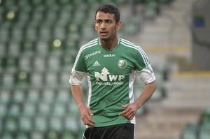 Ebrahim Tajik kommer från två säsonger med Östavalls IF.