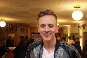 Simon Holst, huvudpastor Skövde pingst. Foto: Anders Axelsson