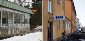 Swedbank stänger kontoret på Stationsvägen i slutet av april - KPMG stänger vid årsskiftet.