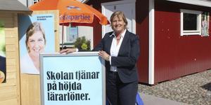 Förhoppningsvis blir valdeltagandet i Norrtälje högre i årets EU-val än i EU-valet 2014. Att förra Norrtäljepolitikern Karin Karlsbro toppar Liberalernas valsedel borde göra att fler röstar, liksom den heta diskussionen kring