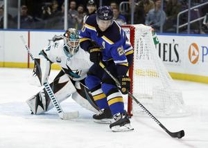Alexander Steen är inne på sin 14:e säsong i NHL och får äntligen spela en Stanley Cup-final.
