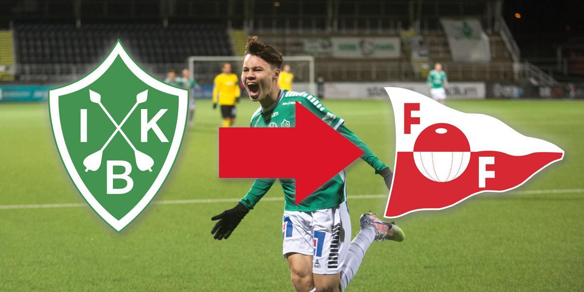 """JUST NU: Noa Williams lämnar Brage – klar för norska Fredrikstad: """"Signerade avtalet idag"""""""