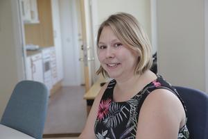 I våras hade vi 316 medlemmar och det var fler än på länge, berättar Emma Ehrin.