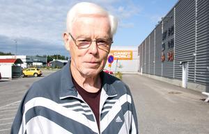 Nils-Erik Söderlund, 74, pensionär, Timrå.