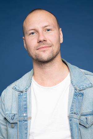 Christoffer Östman driver Auster & co. Foto: Leilani Nordin