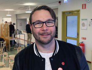 Berth Falk, Socialdemokraterna i Lekeberg.