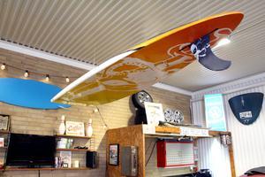 Surfingbrädor och folkvagnar hör ihop.