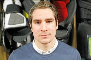 Nils Bergström, Östersunds IK:s lagkapten lägger skridskorna på hyllan.