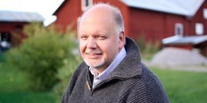 """""""Dalarnas statliga myndigheter har en jättechans att göra skillnad genom att ställa om sin upphandling"""" skriver Pär Larshans, hållbarhetschef, Ragn-Sells Foto: Pressbild"""