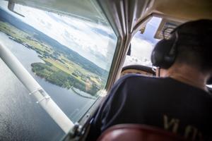 Flygklubbarna i Gävleborg samarbetar för att kunna hålla igång brandflyget.