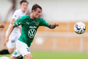Adrian Edqvist och hans J-Södra ställs mot IFK Göteborg.