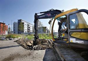 Flera bostäder byggs på Gävle Strand - är det verkligen så populärt?