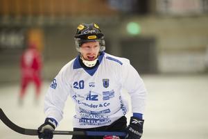 Kalle Mårtensson blev Sirius bäste målskytt förra säsongen. Han noterades för 20 fullträffar.