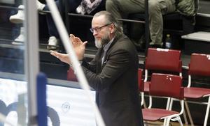 Torbjörn Gehrke njöt i fulla drag av segern. Det betyder att Jämtland i år har slagit Norrköping, Södertälje och Uppsala – tre av ligans topplag.