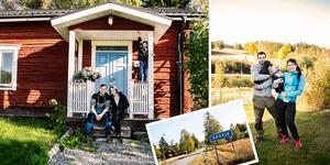 Edsele ligger längs Faxälven i västra Ångermanland.