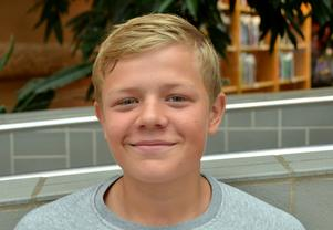 Isac Hansson.